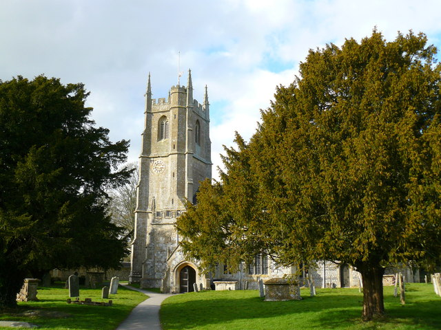 Avebury - St James Church