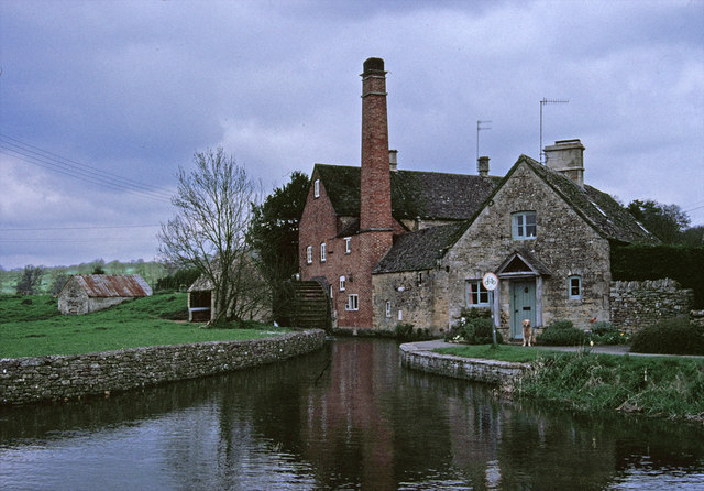 Mill, Lower Slaughter, Gloucestershire