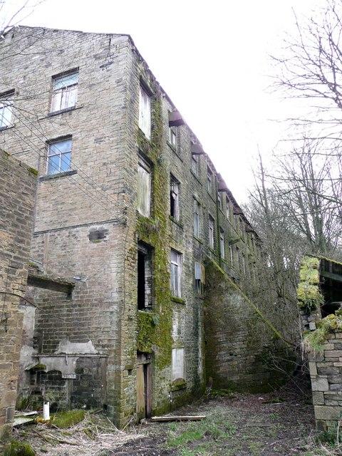 Gatehead Mill, Stainland