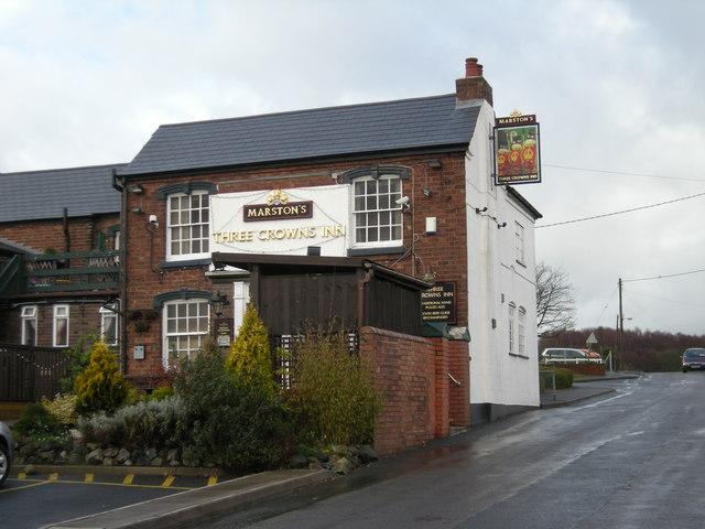 Three Crowns Inn