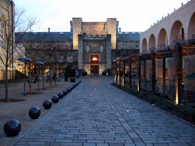 Oxford Prison transformed