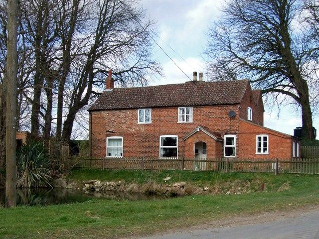 Pond Cottage, Hareby