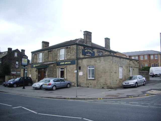 The Fleece, New Road Side, Horsforth