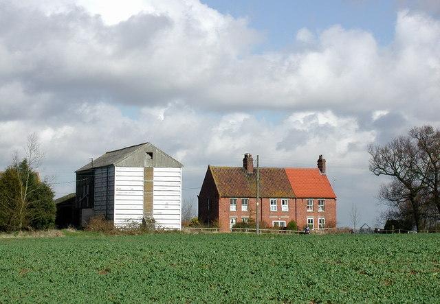 Langthorpe Hall Cottages