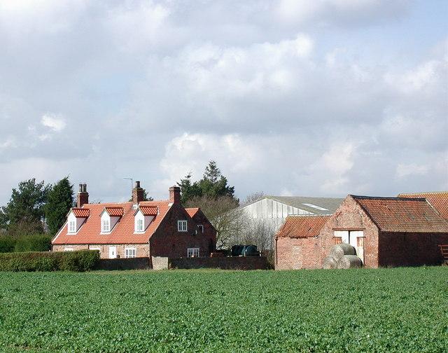 Hawleys Cottage, Marton