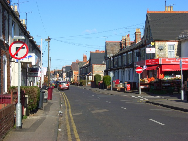 Cholmeley Road, Reading