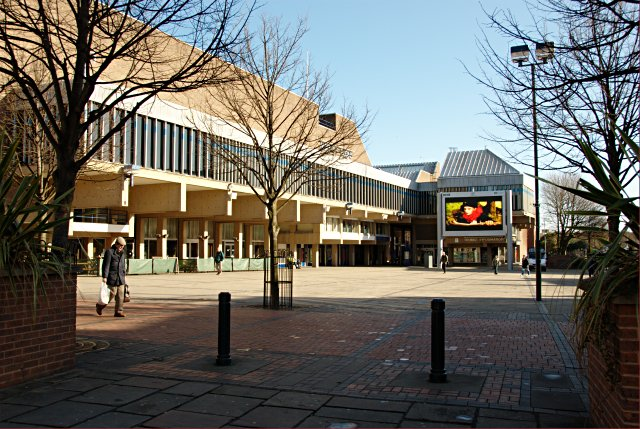 The Market Place, Derby