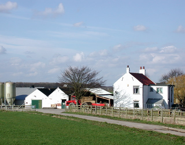 White House Farm, Thirtleby