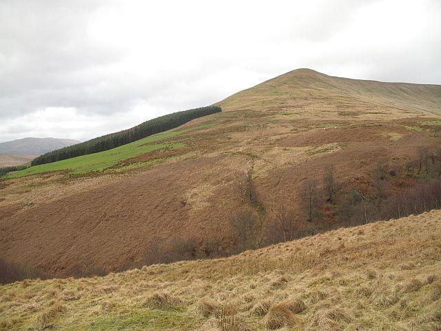Auchengaich Hill