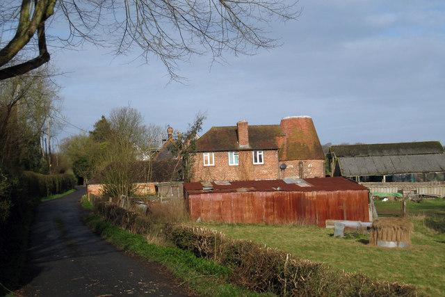 Oast Cottage, Bourne Lane, Salehurst, East Sussex