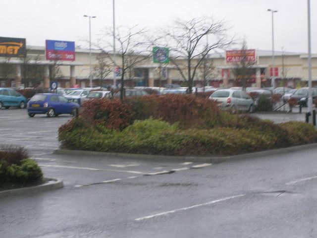Central Retail Park, Chapel Park, Kirkcaldy