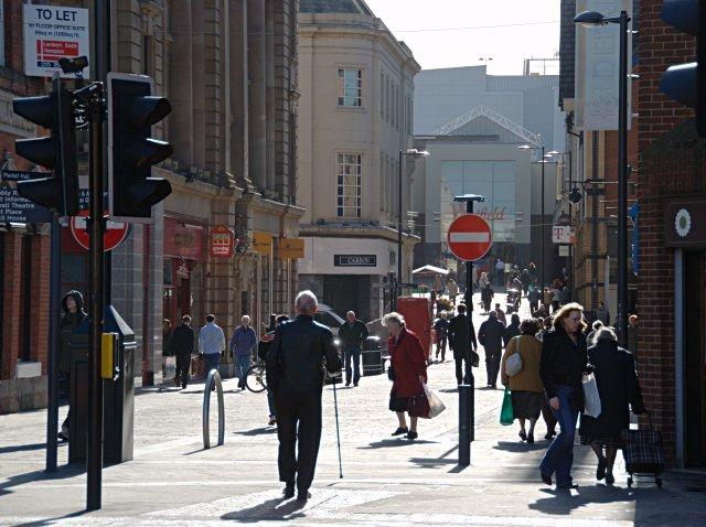 Exchange Street, Derby
