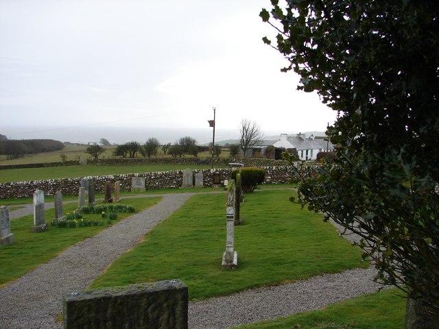 Rerrick Cemetery (West side)