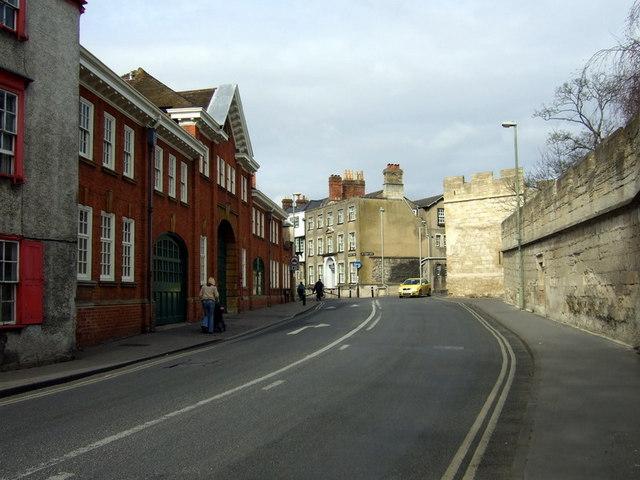 Longwall Street