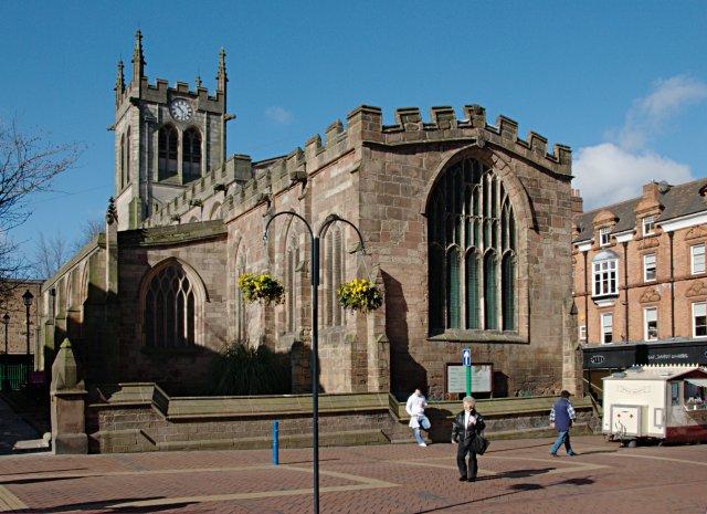 St Peter's Church, Derby