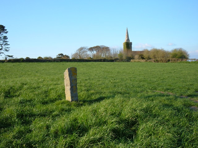 Stone at Windmill Hill Farm