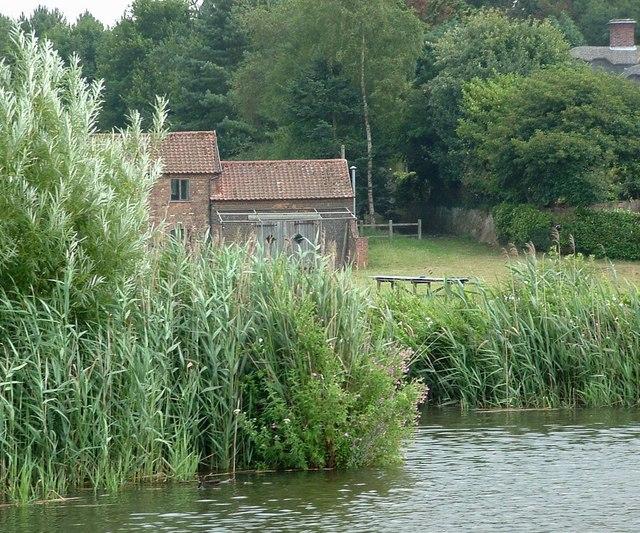 Old Cottage, Brick Kiln Reach, River Yare