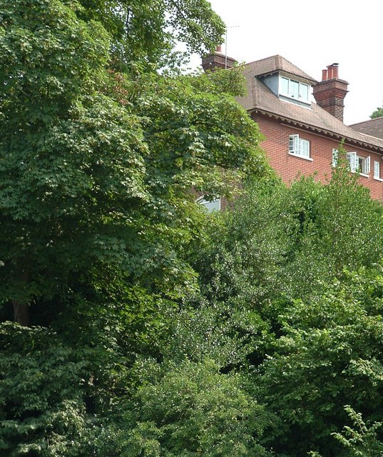 Clifftop House, Bramerton, Underhill Reach, River Yare