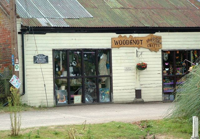 Craft Shop, Bramerton Woods End