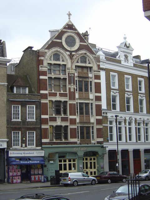 Building on St John Street