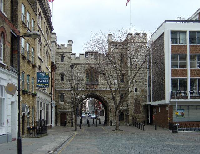 St John's Gate