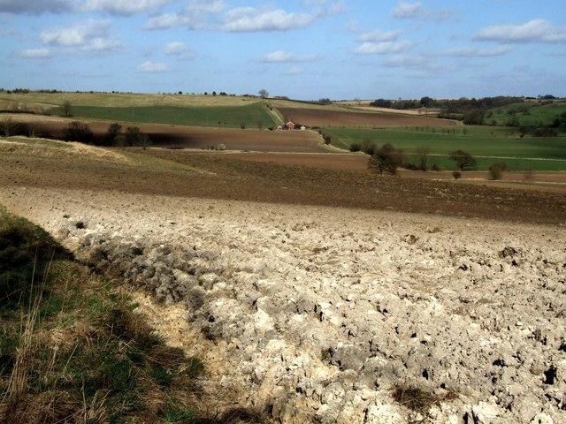 Kirkby Hill near Old Bolingbroke