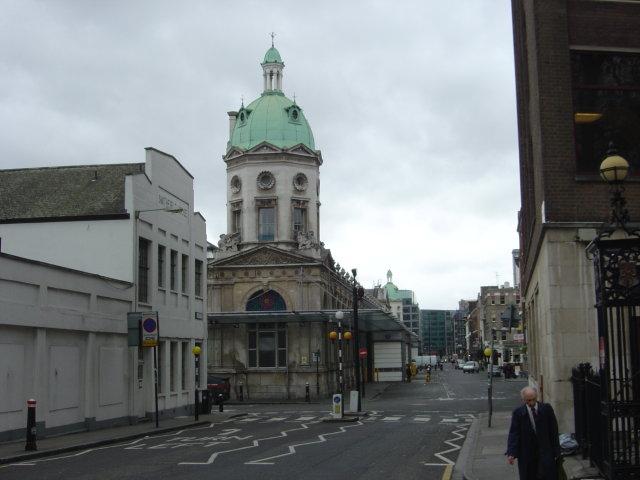 Smithfield Market, Charterhouse Street