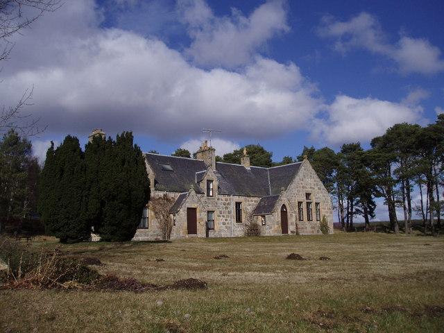 Old School,  Duthil, Carrbridge