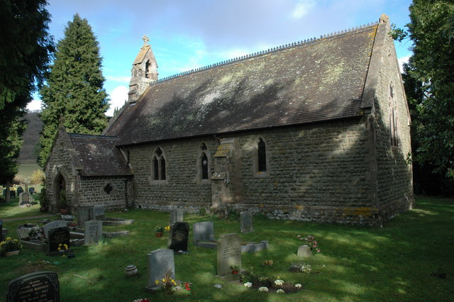 Hollybush Church