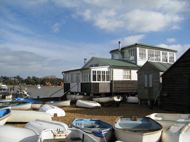 Sailing Club  clubhouse
