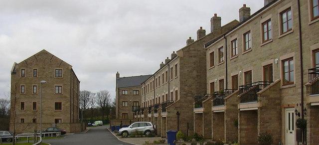 Development at Lodge Mill, Turn