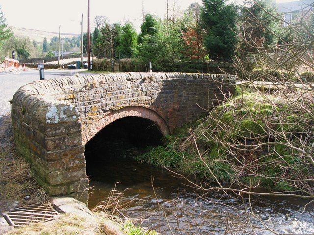 Bridge over the River East Allen