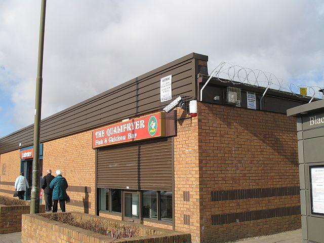 Chippy, Blackburn