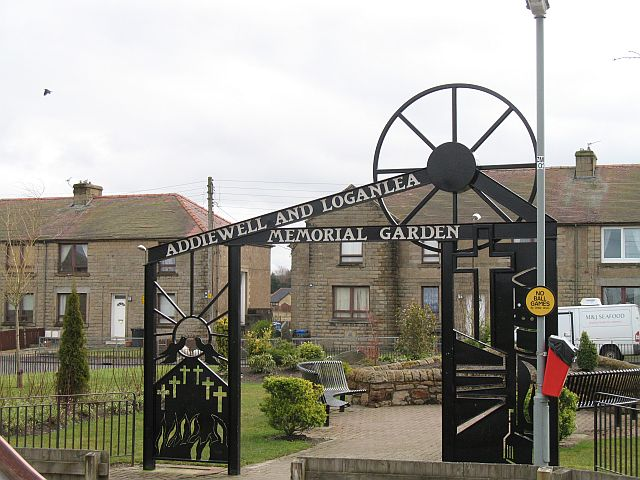 Addiewell and Loganlea Memorial Garden