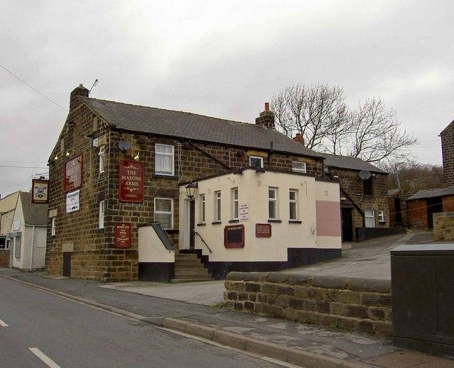 The Masons Arms, Darton