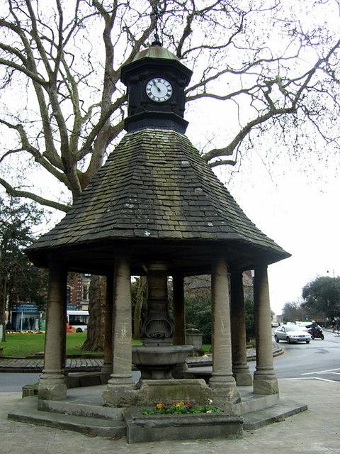 The Victoria Fountain