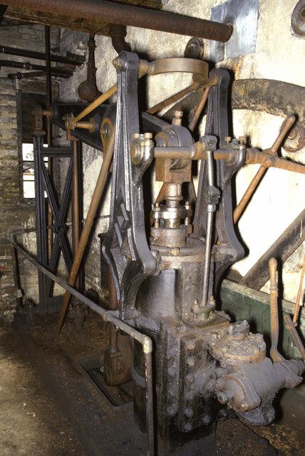 Grasshopper beam engine, Webbs Tannery
