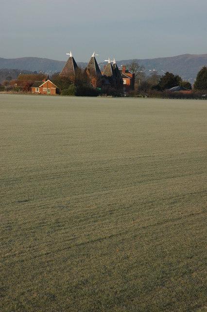 Baynhall Farm, near Kempsey