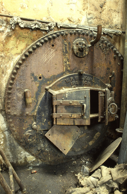 Cornish boiler of 1851.