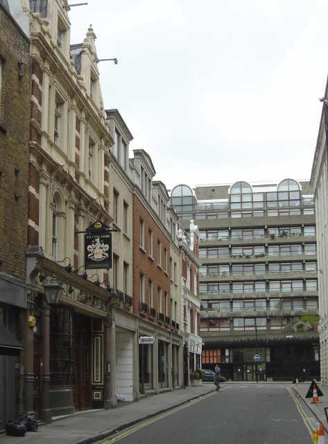 Carthusian Street