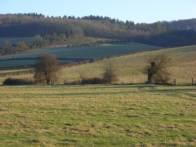 The Hambleden Valley near Mill End