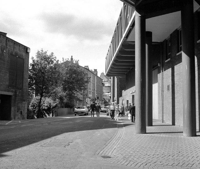 Baillie Street, Rochdale