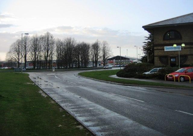 Houndmills Roundabout