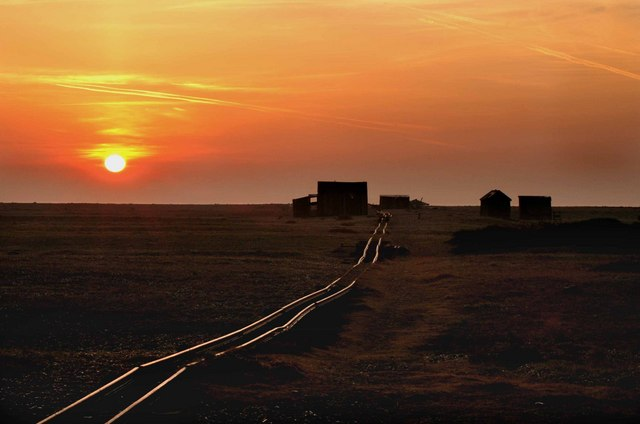 Dawn at Dungeness
