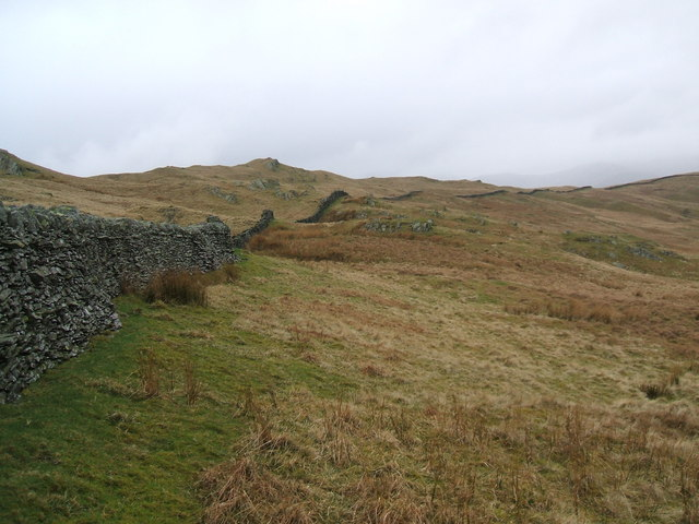 The long wall below Sour Howes