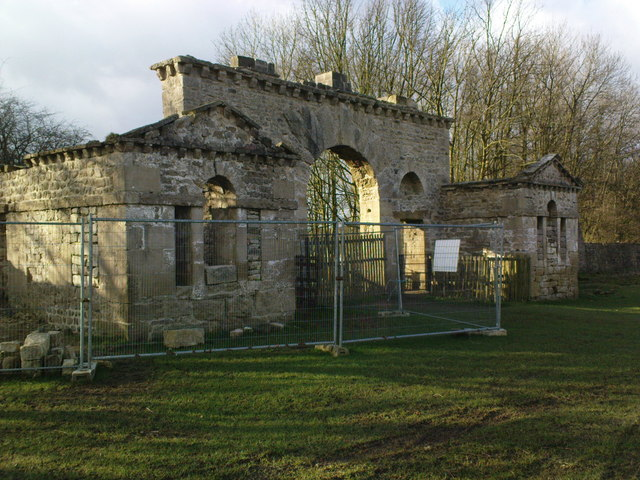 Mackershaw Gate & Lodges