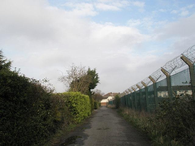 Horsea Lane, Hilsea
