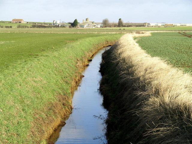 Small land drain