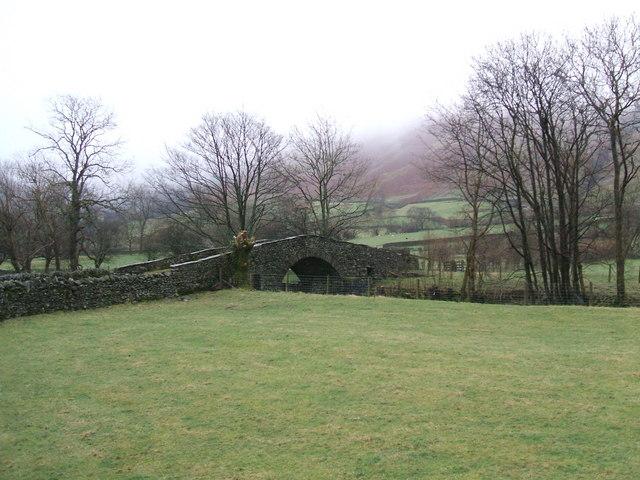 Ing Bridge, Troutbeck