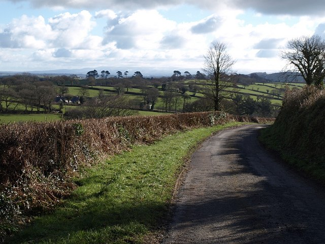 Lane to Treburrow